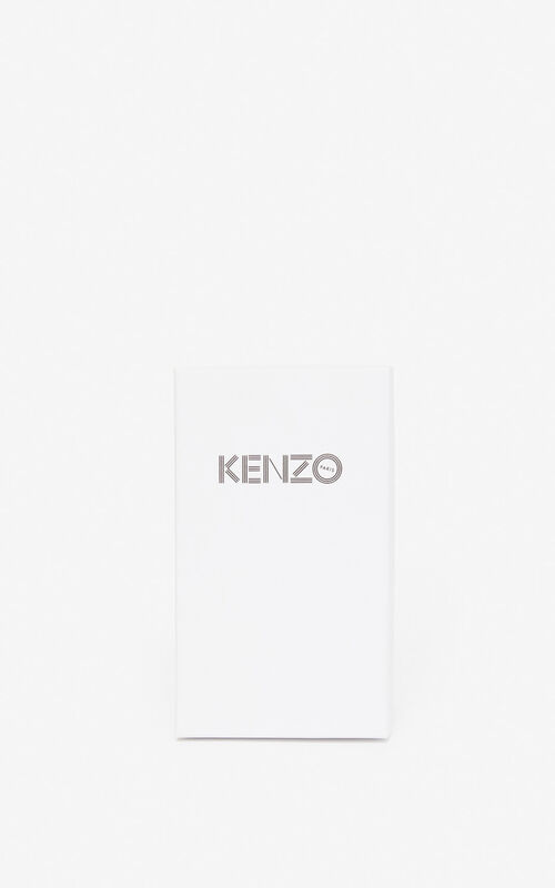 WHITE iPhone X/XS Case for unisex KENZO