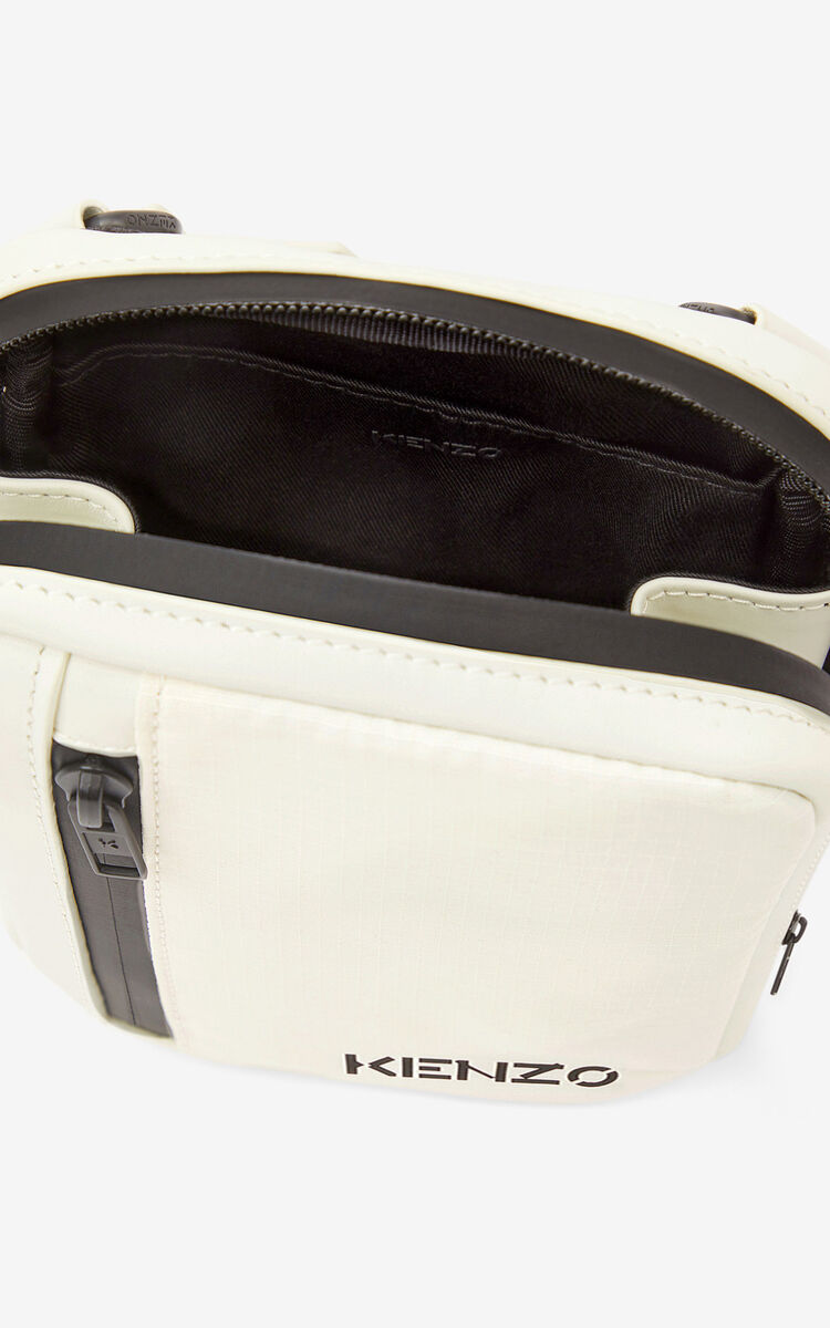 OFF WHITE KENZO Kamera phone holder with strap for unisex