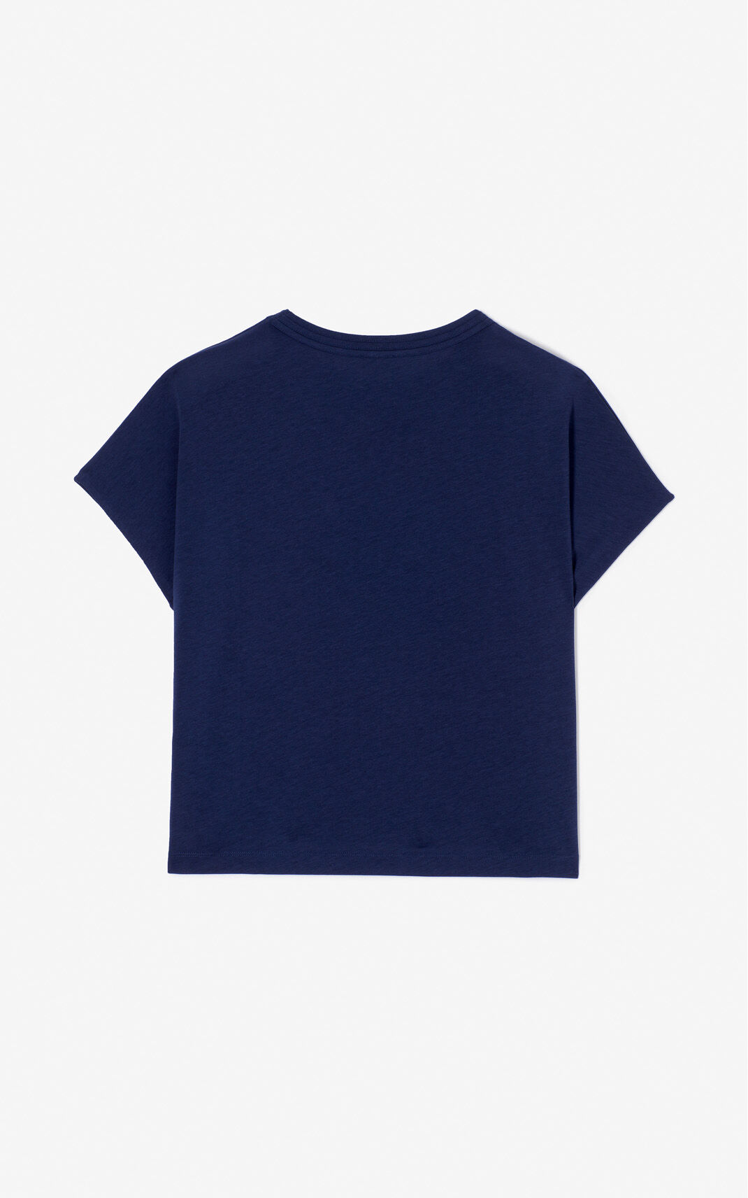 MIDNIGHT BLUE Cropped t-shirt for women KENZO