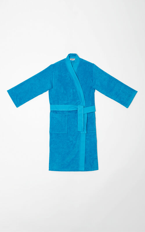 COBALT Tiger Dressing Gown KENZO