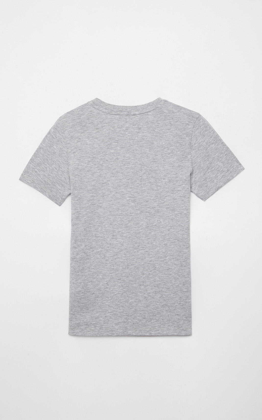 MIDDLE GREY Multi-logo t-shirt for men KENZO