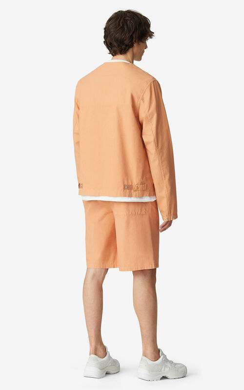 COGNAC 'High Summer Capsule' shirt for men KENZO