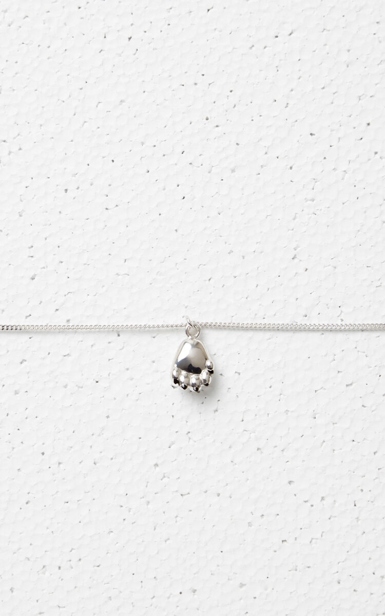 SILVER Tiger Paw bracelet for global.none KENZO