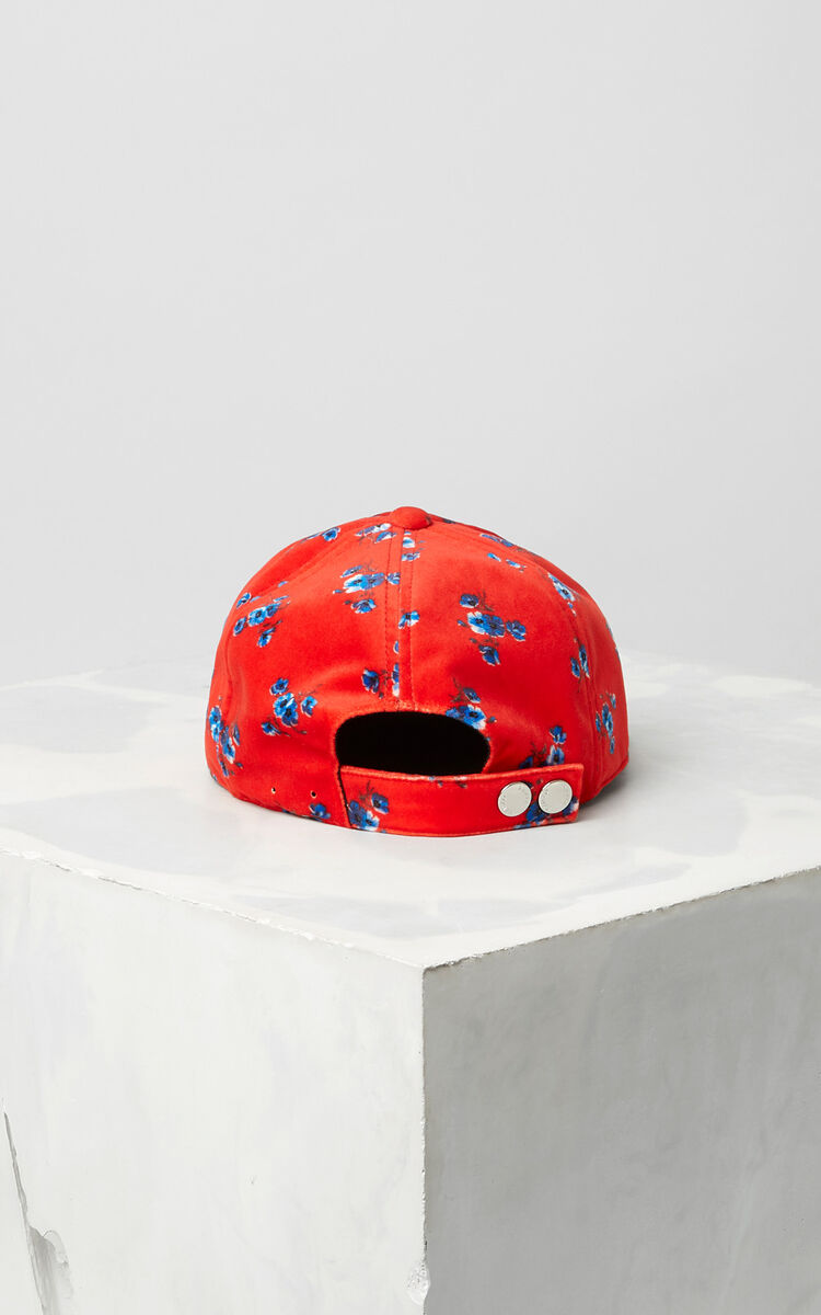FIRE May Flowers' Velvet Cap for men KENZO