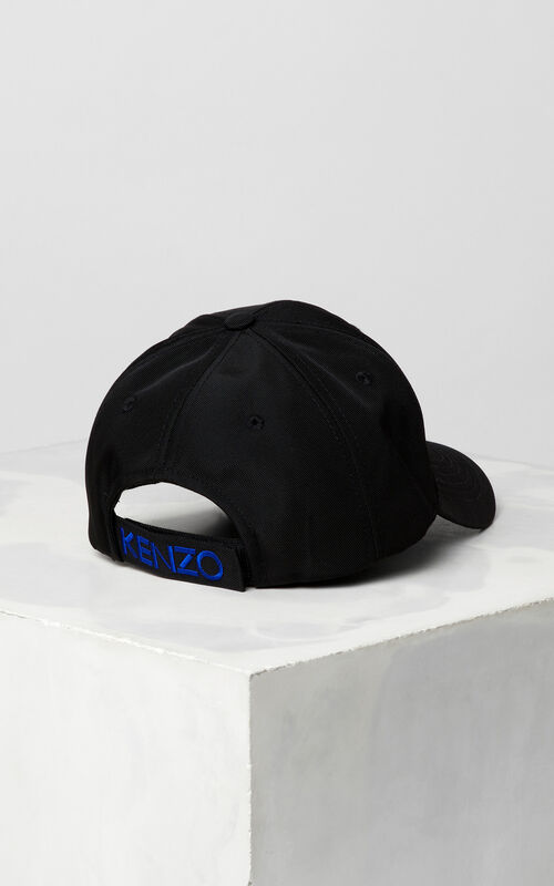 ... BLACK Tiger Canvas Cap for unisex KENZO 5bd7c71bbb6