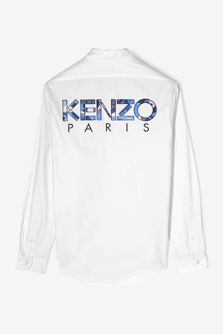 WHITE KENZO Shirt for men