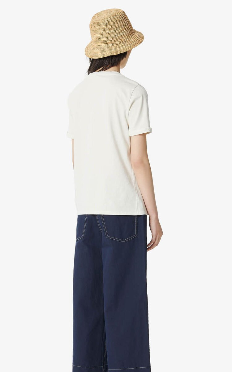 OFF WHITE 'Seashells & Urchins' 'High Summer Capsule Collection' T-shirt for women KENZO