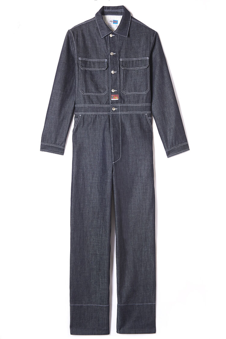 Denim jumpsuit for women KENZO