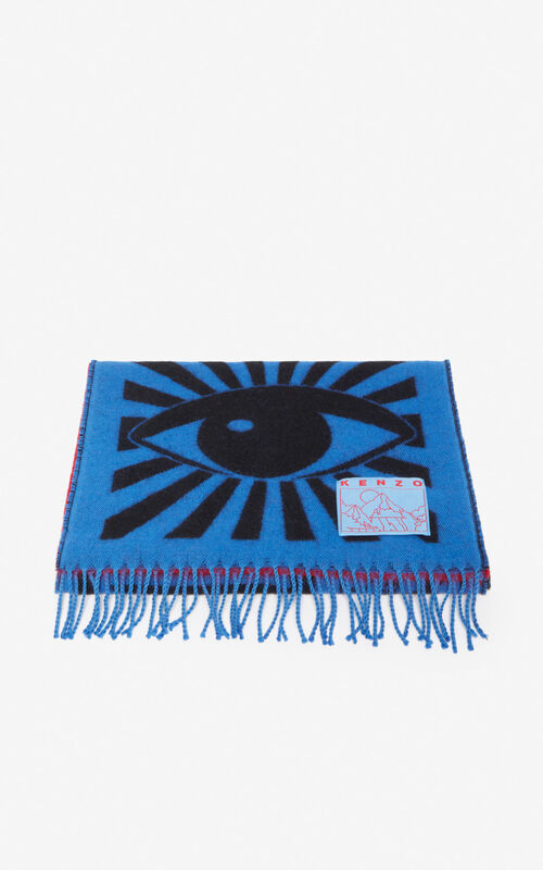 CYAN 'Rice Bags' scarf for unisex KENZO