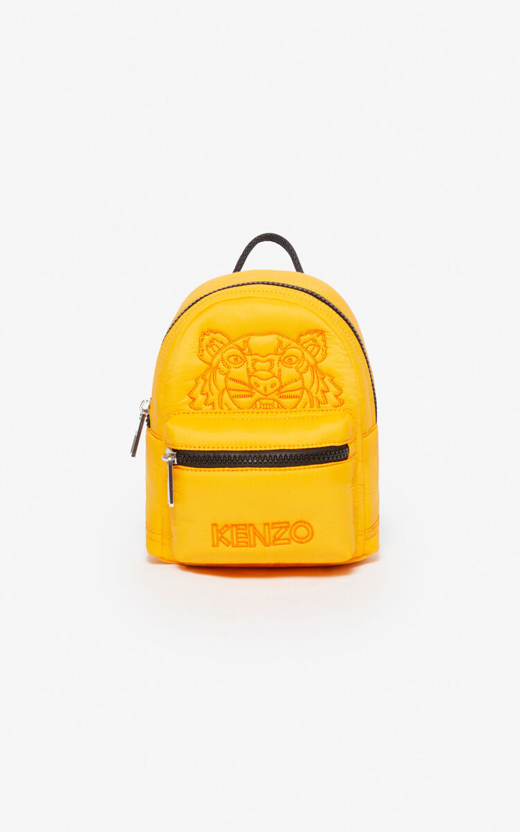 MARIGOLD Mini 'Kampus' Tiger backpack for unisex KENZO