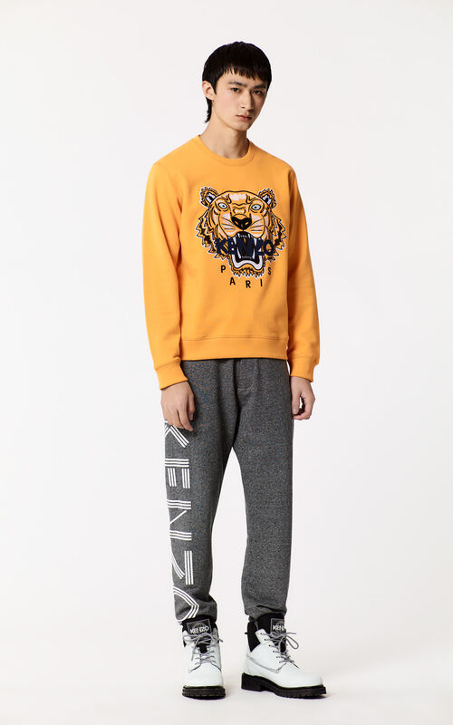 MARIGOLD Tiger Sweatshirt for men KENZO