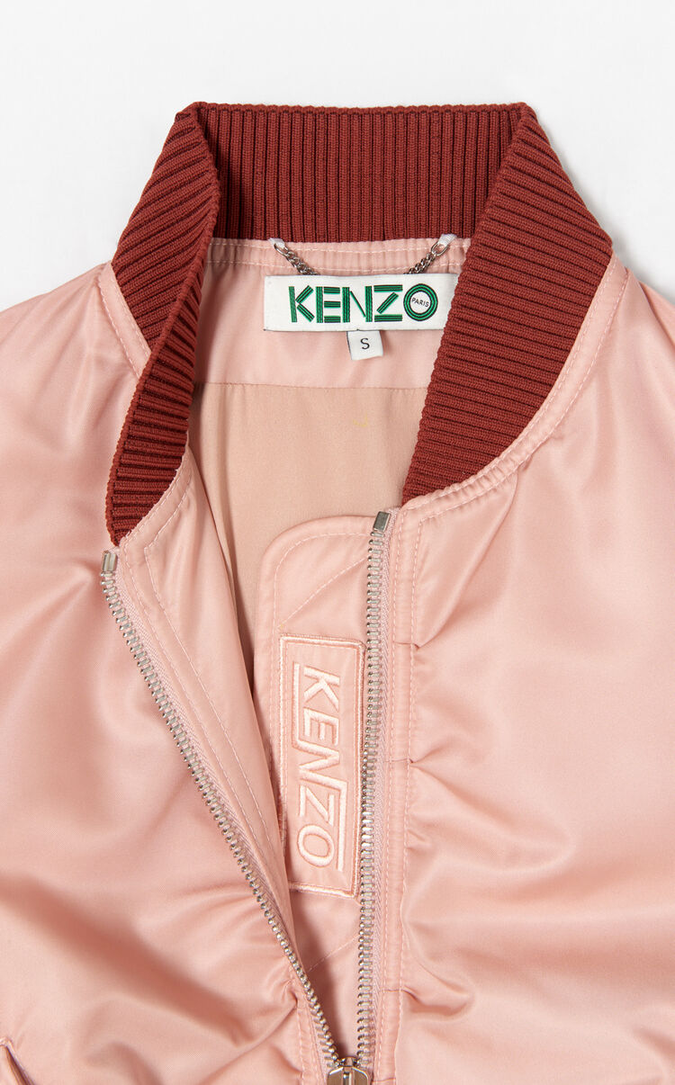 SKIN 'Hyper KENZO' bomber jacket for women