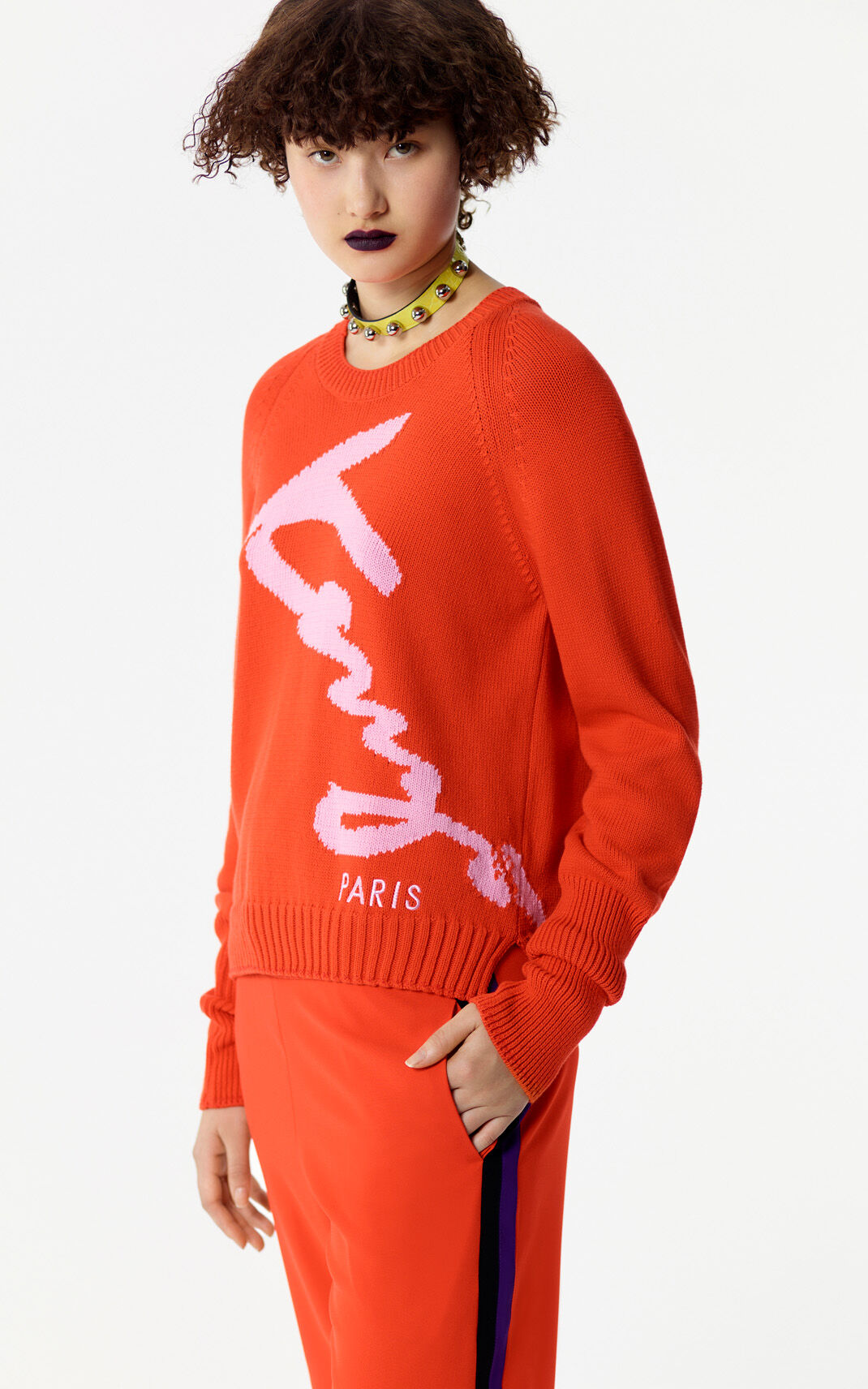KENZO signature jumper for women