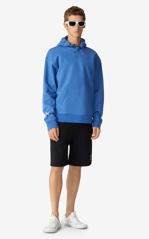 COBALT KENZO Sport 'Triple X' hoodie sweatshirt for women