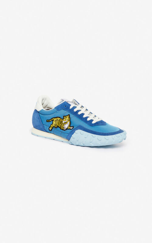 ELECTRIC BLUE KENZO MOVE Sneaker for unisex