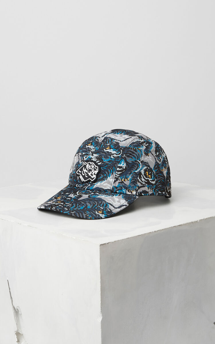 MARIGOLD 'Flying Tiger' Caps for men KENZO