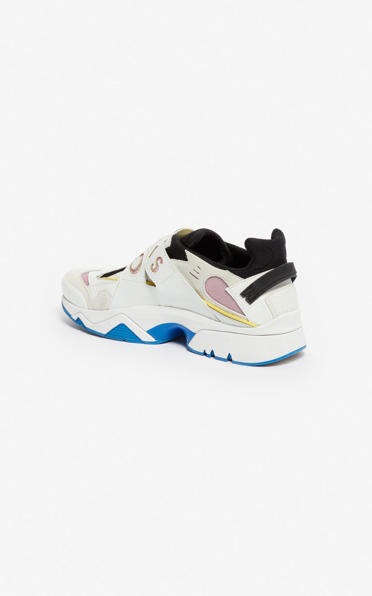 PASTEL PINK Sonic Velcro sneakers for women KENZO