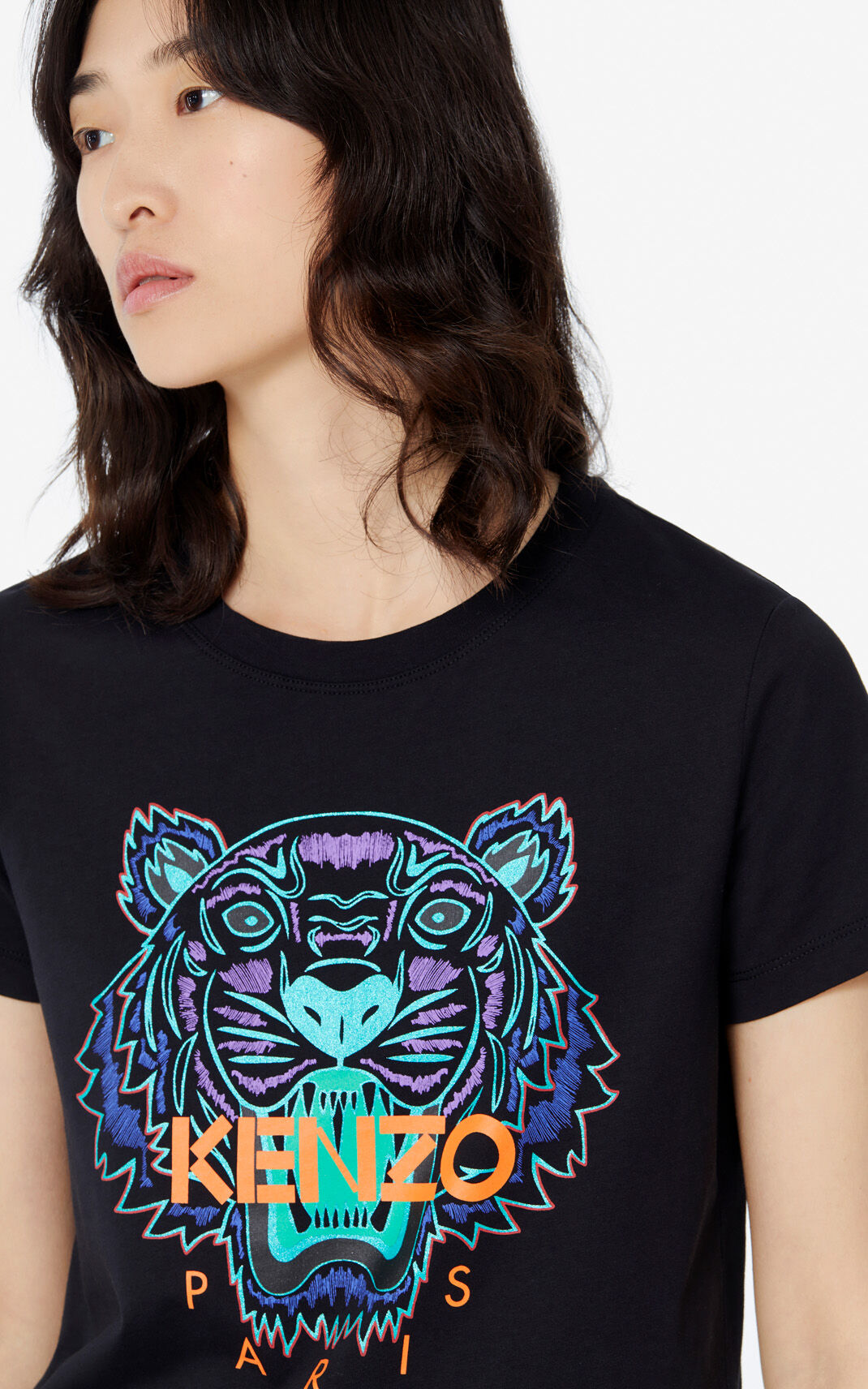 T shirt Tiger 'Capsule Holiday' | Kenzo US