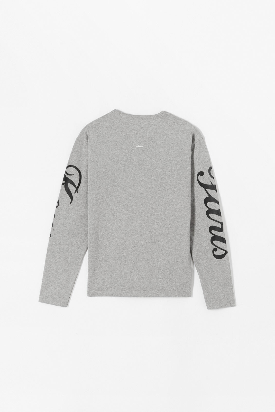 DOVE GREY 'Jumping Tiger' t-shirt for men KENZO