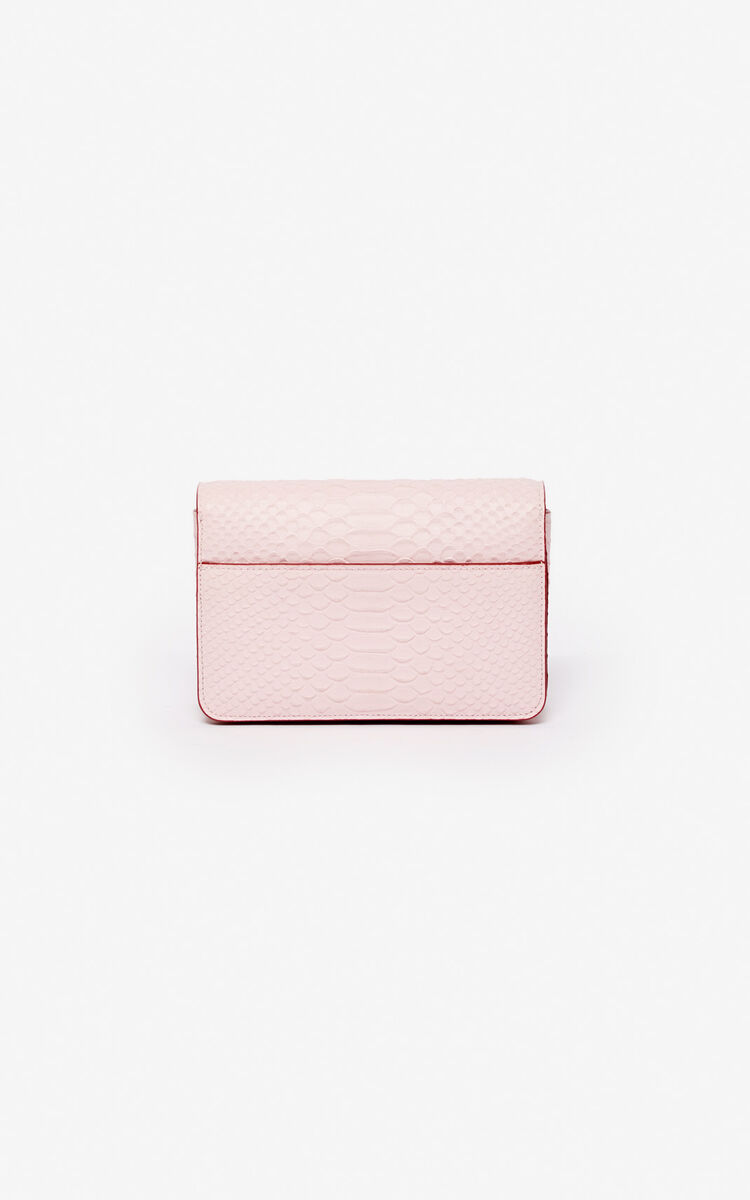 PASTEL PINK K-Bag Chainy bag for women KENZO