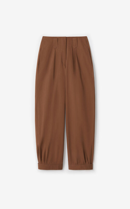 TABAC Carrot trousers for unisex KENZO