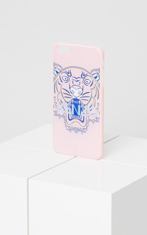 PASTEL PINK Tiger iPhone 6/6S case for unisex KENZO