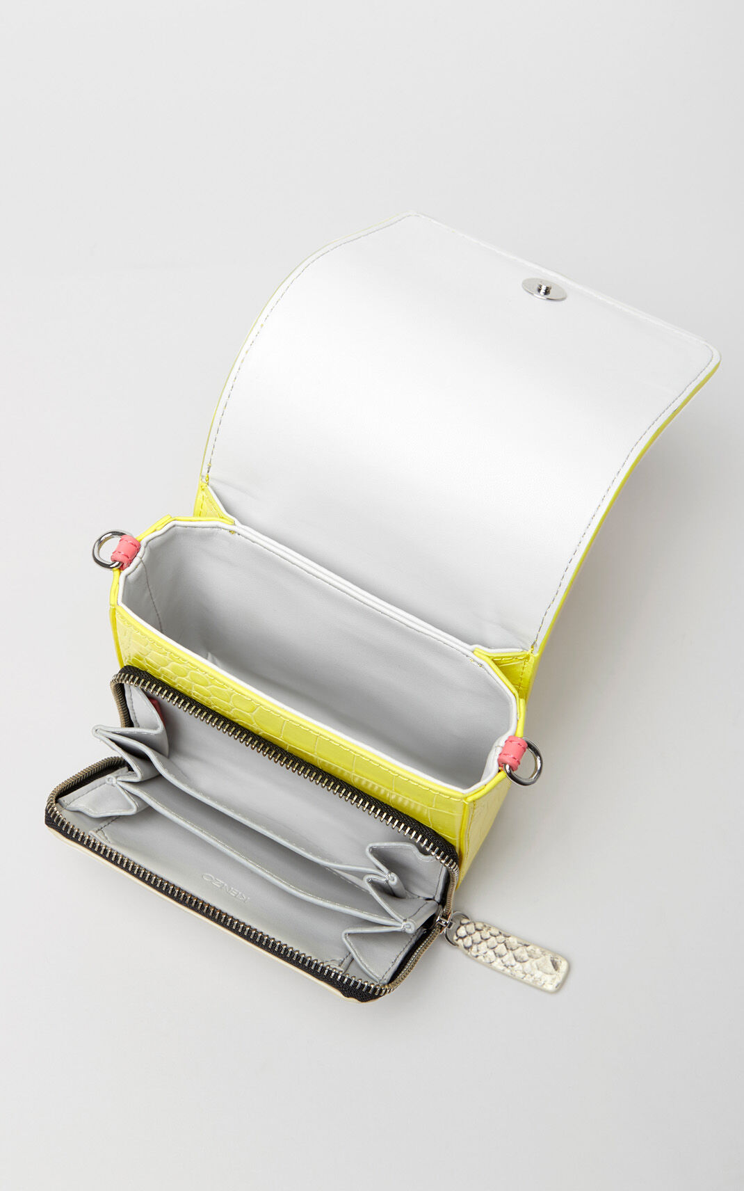 LEMON Mini Sailor Bag Colourblock for women KENZO