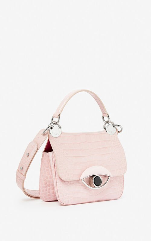 FADED PINK TALI crossbody bag for unisex KENZO
