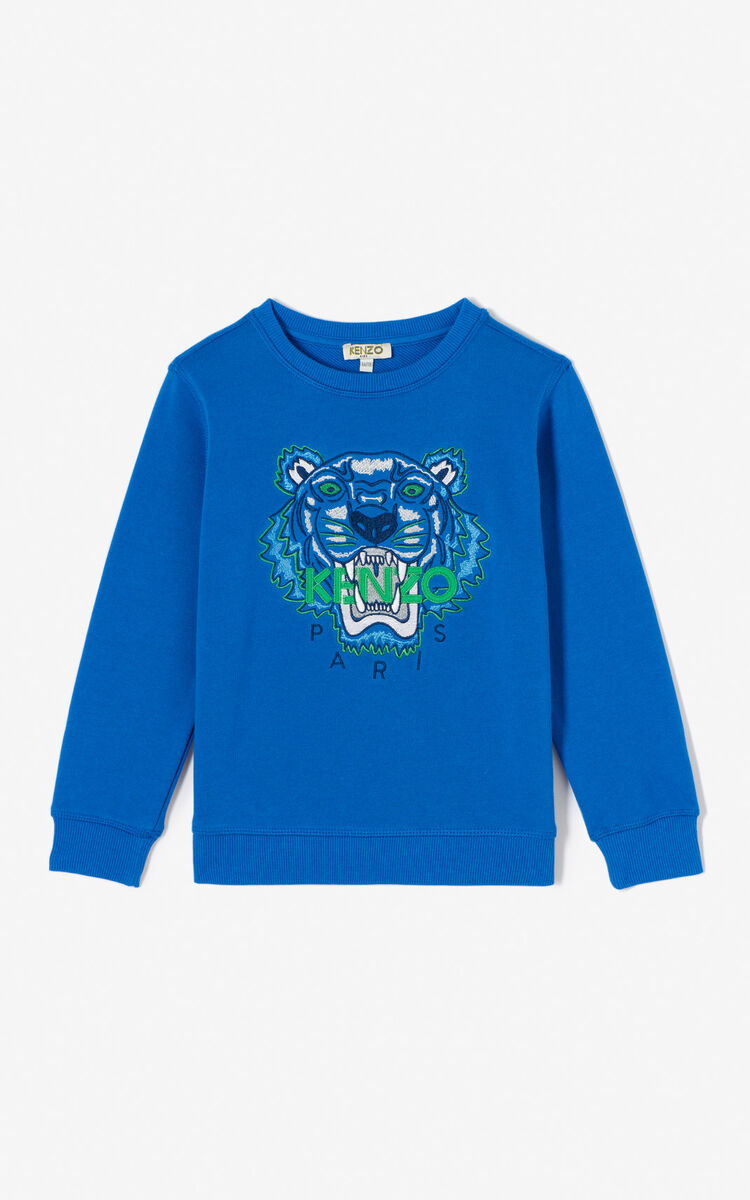 Tiger sweatshirt for men KENZO