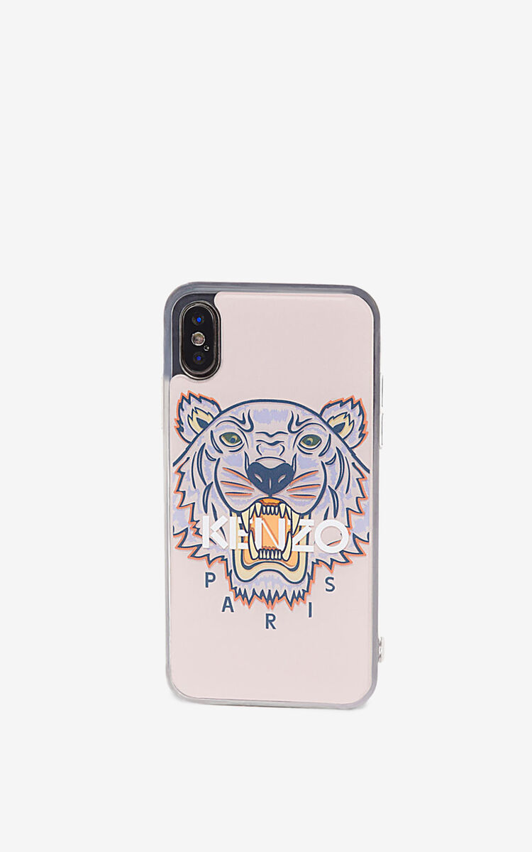 FADED PINK iPhone X/XS Case for women KENZO
