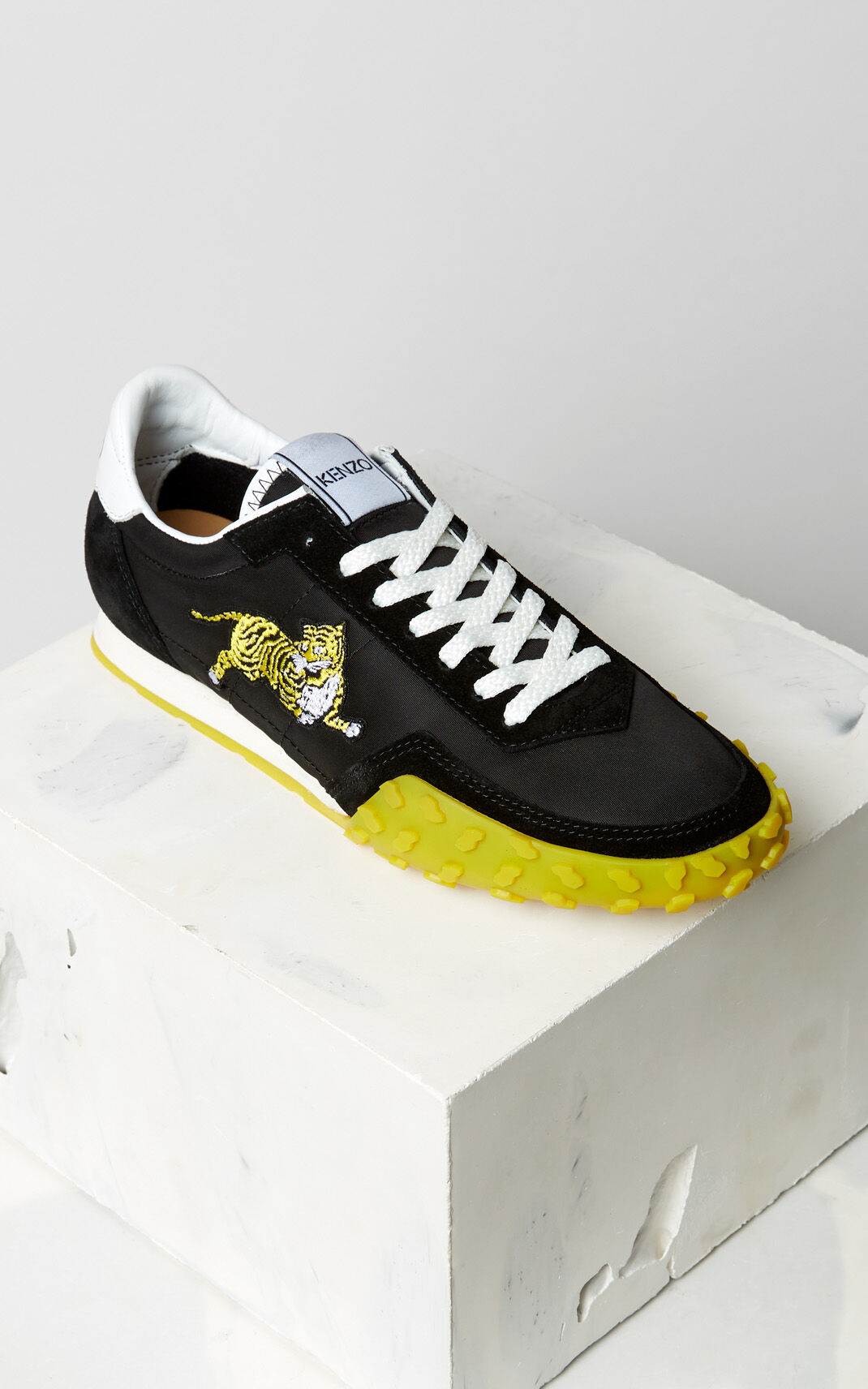 Kenzo Black Move Sneakers TUrLy7QV