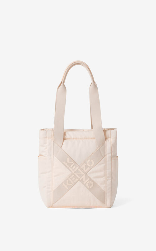 BLUSH KENZO Sport small tote bag for unisex
