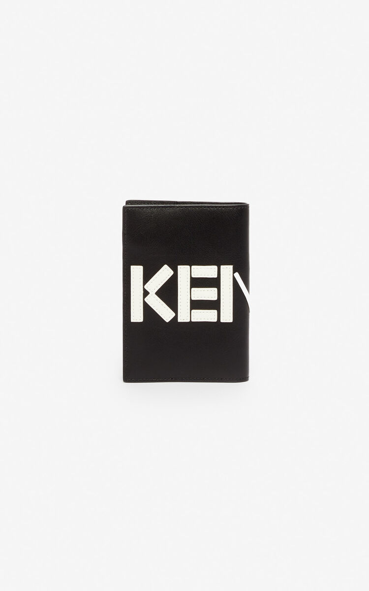 new style 24ad9 85b16 KENZO leather passport holder for Kenzo | Kenzo.com