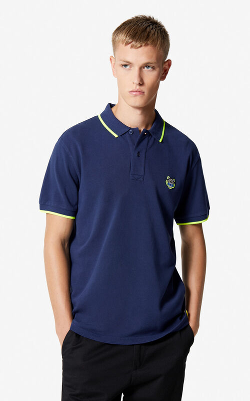 INK Regular Tiger Polo for men KENZO