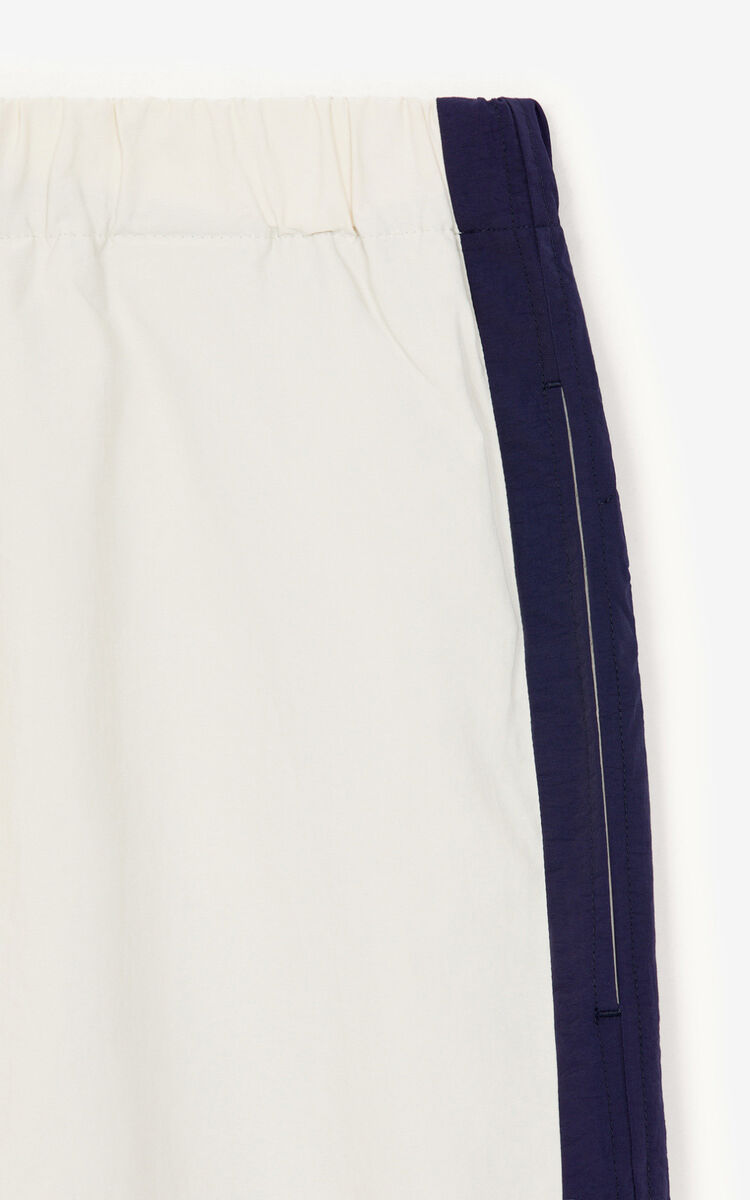 ECRU KENZO Sport joggers for men