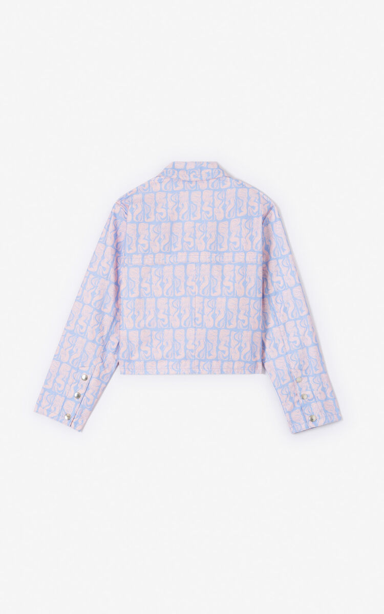 LAVENDER 'Mermaid' jacket for women KENZO