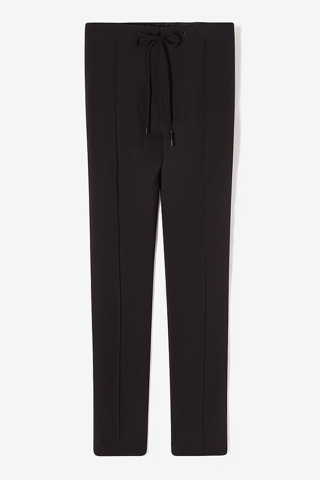 BLACK Black Stretch Pant for men KENZO