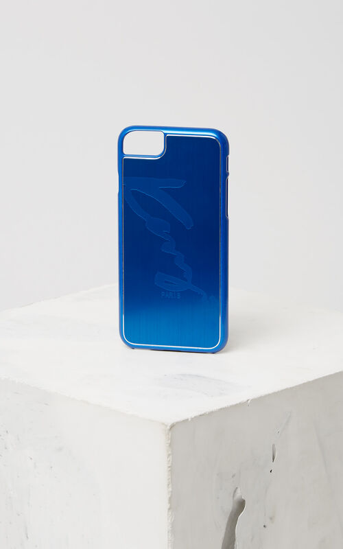 CYAN KENZO Signature iPhone 7 case for unisex