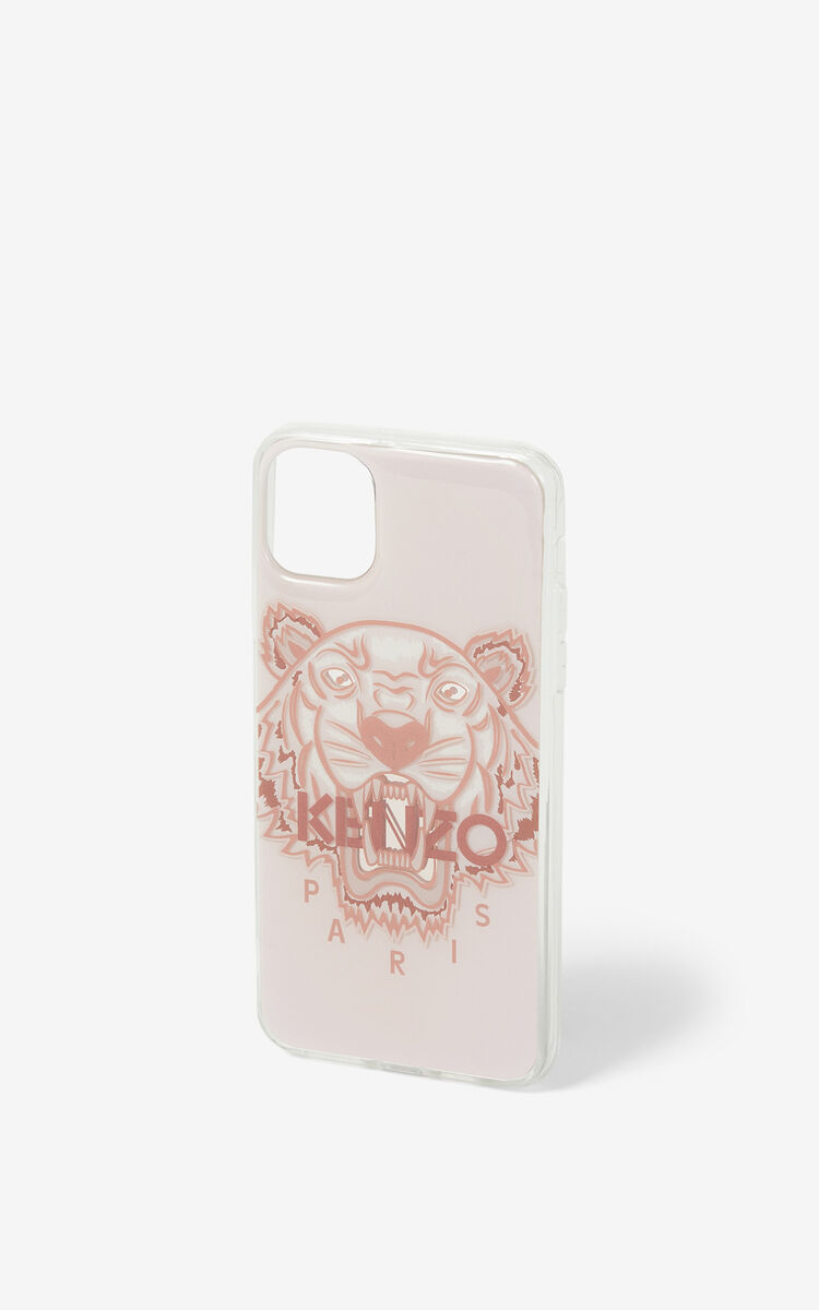 PASTEL PINK iPhone XI Pro Max Case for women KENZO