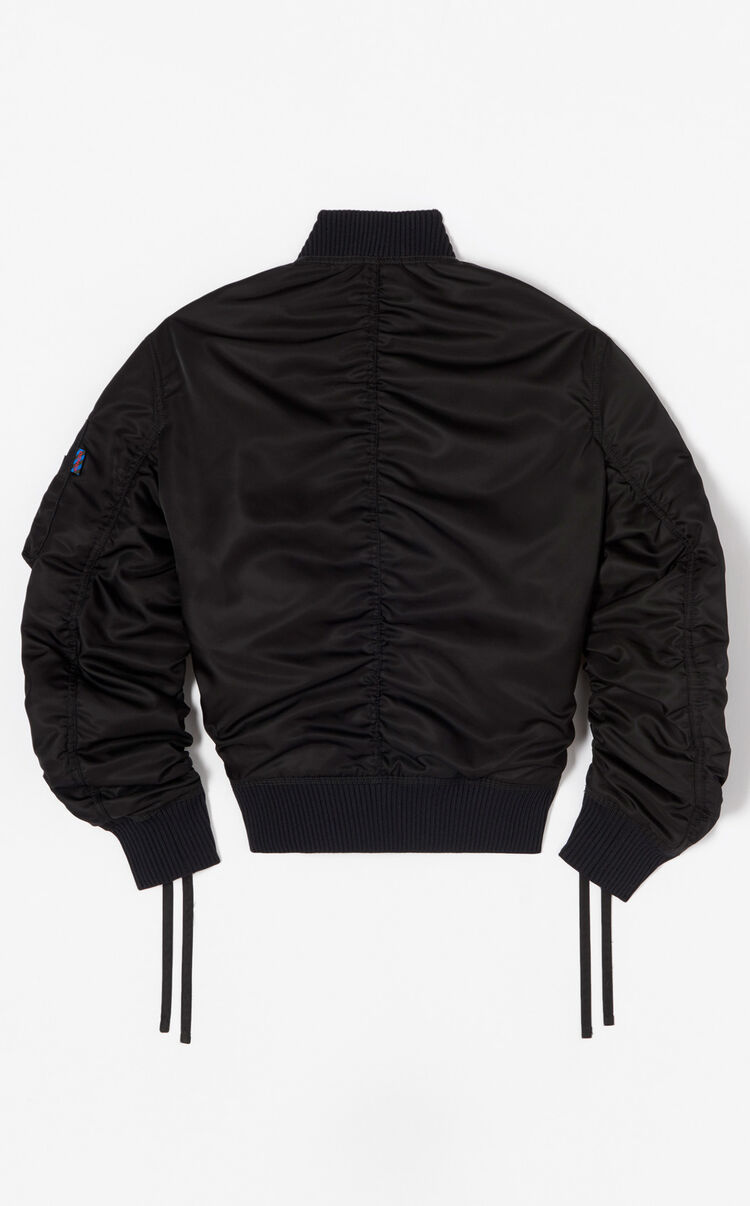 BLACK 'Hyper KENZO' bomber jacket for women
