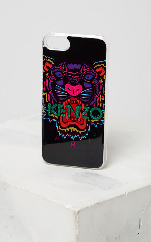 CORAL iPhone 7+ / 8+ Tiger Case for unisex KENZO