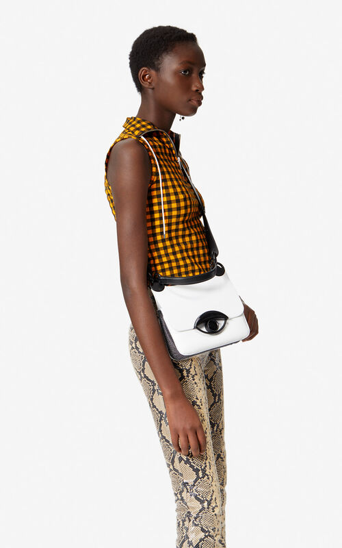 WHITE TALI crossbody bag for women KENZO
