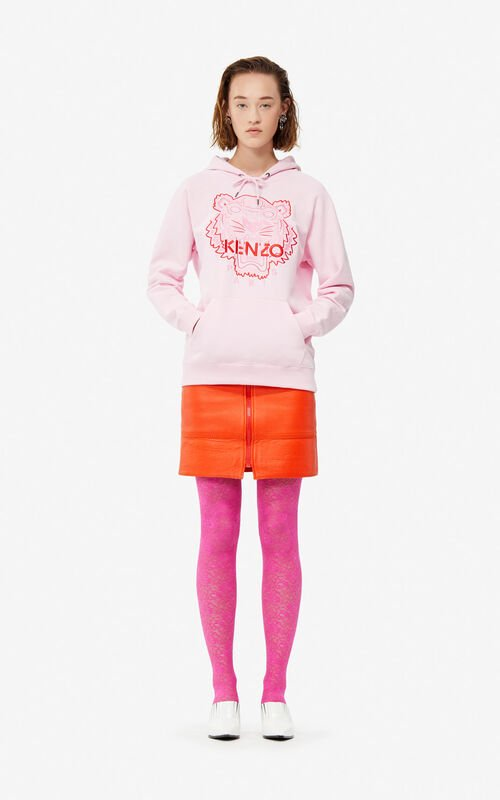 Two-tone Tiger hoody for women KENZO