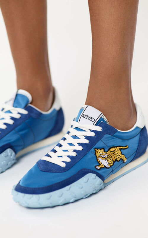 ELECTRIC BLUE KENZO MOVE Sneaker for women