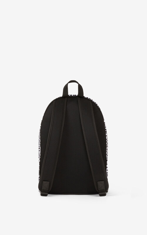 OFF WHITE KENZO Repeat backpack for unisex