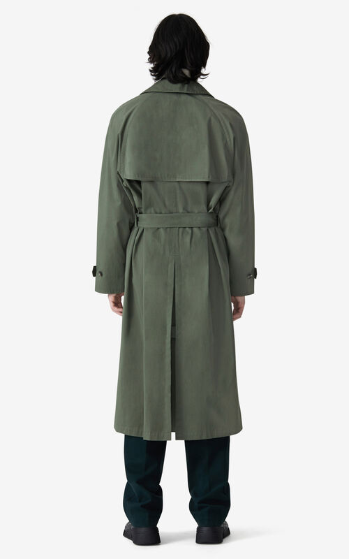 FERN Trench coat for men KENZO