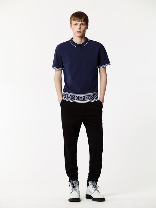 INK KENZO Logo Polo for men