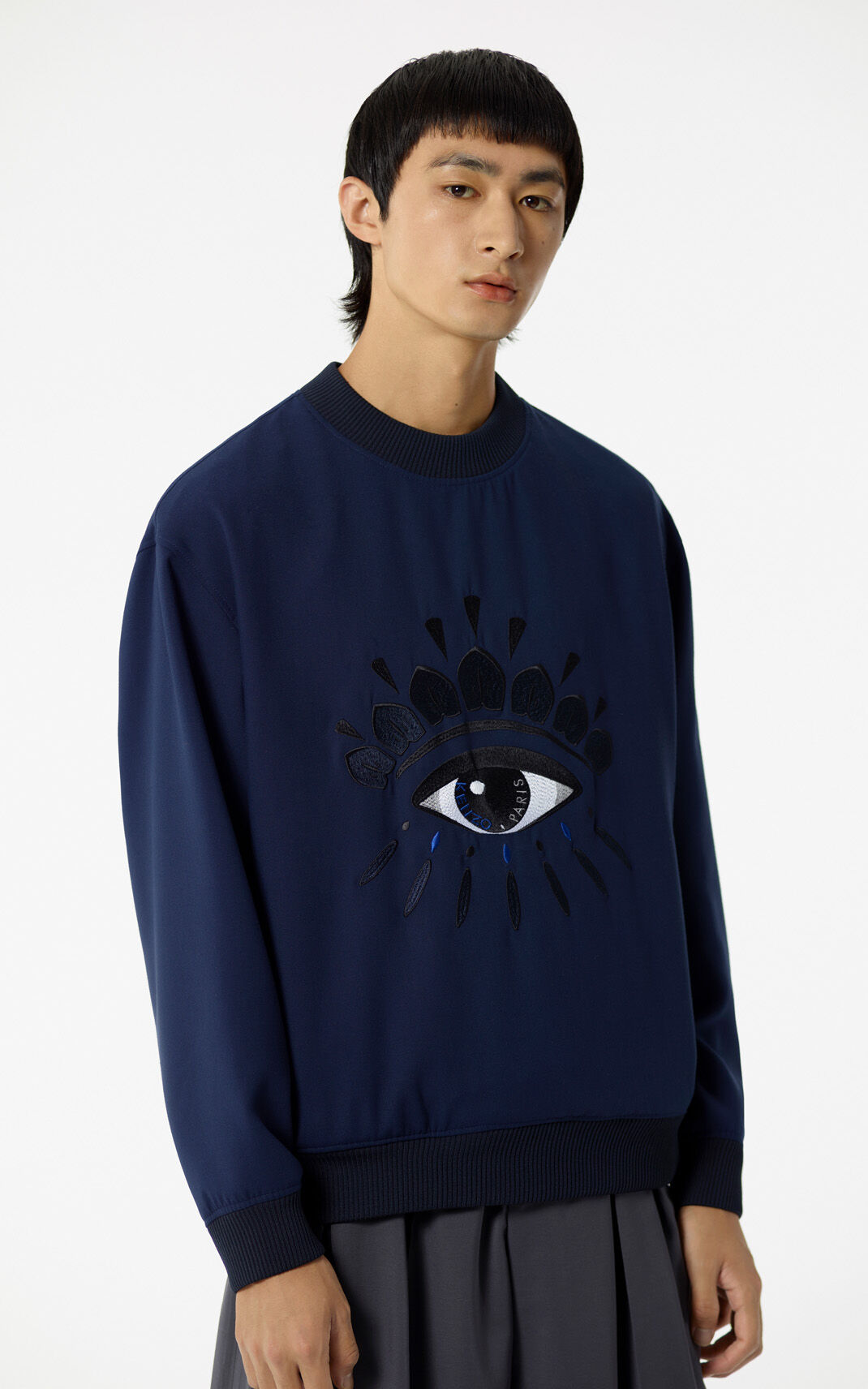 cheap kenzo eye jumper mens