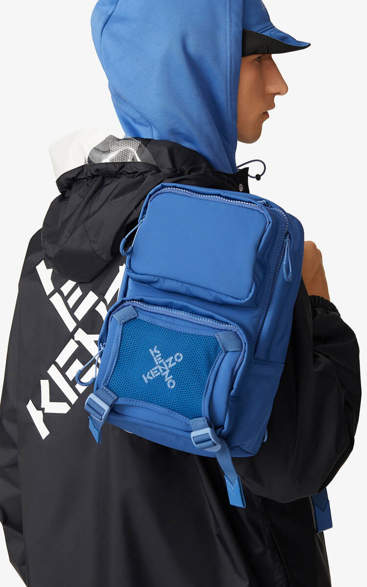 COBALT KENZO Sport backpack with strap  for unisex