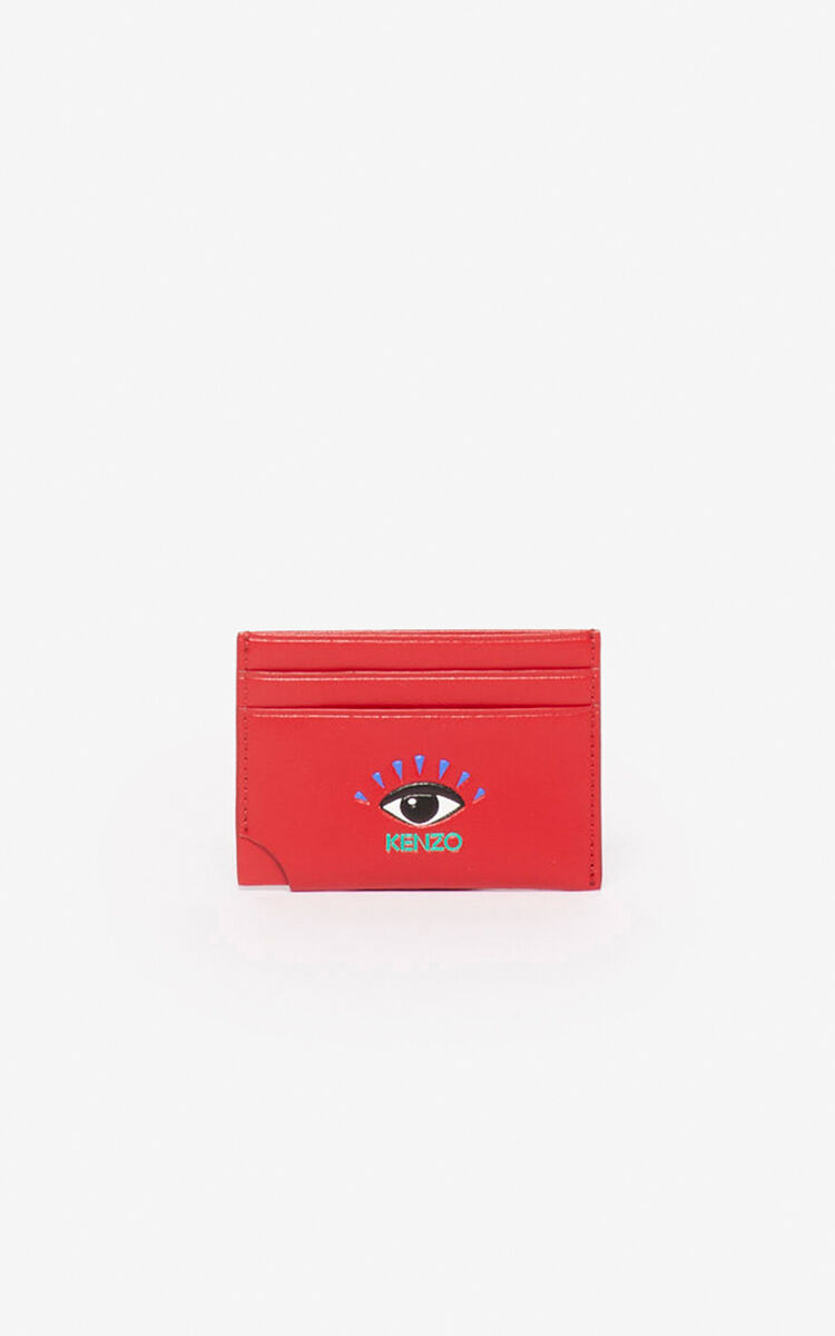 CHERRY Eye cardholder for men KENZO